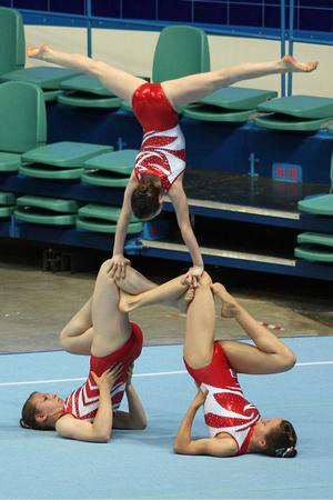 floor gymnastics moves. Floor C: Final Moves Gymnastics E